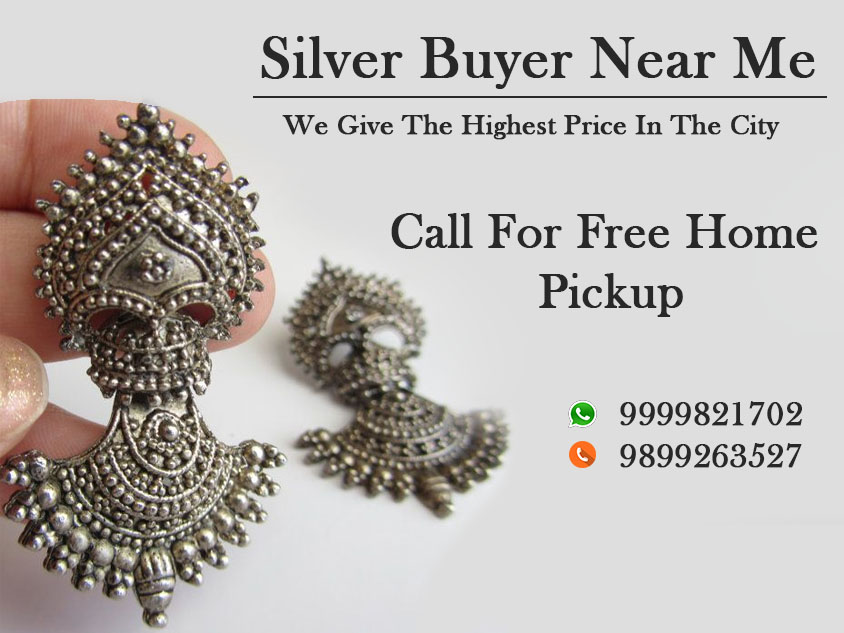 Sell Silver Near Me - Silver Buyer In Delhi