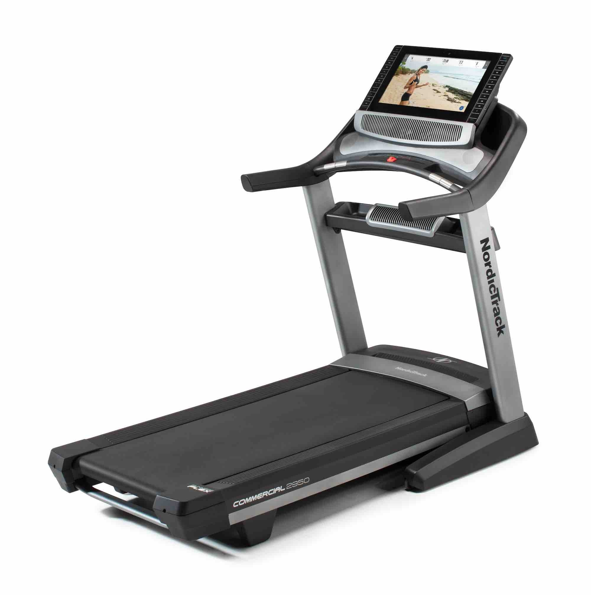 NordicTrack Commercial 2950 Treadmill with 22'' Interactive Touchscreen
