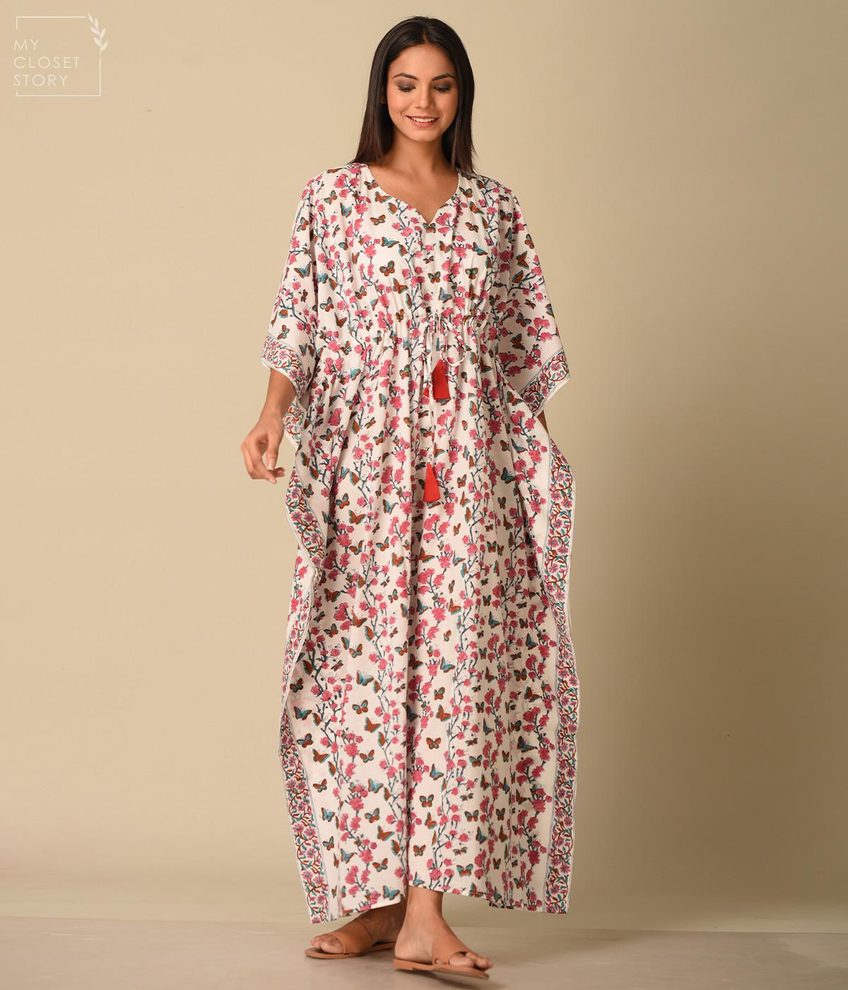 Get Ladies Kaftans Online from MyClosetStory