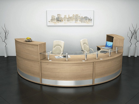 Feel Free to Buy Reception Desk at Competitive Prices Online