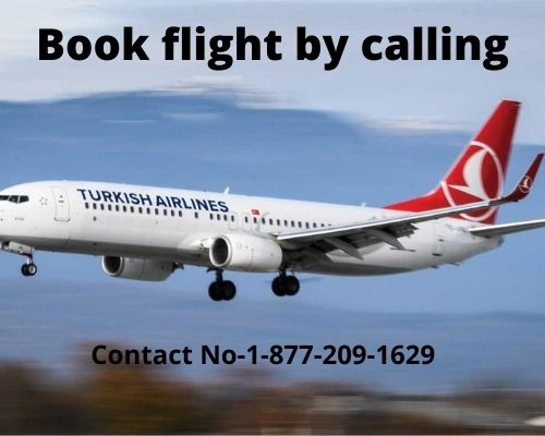 Book the tickets on Turkish Airlines with help of reservation team
