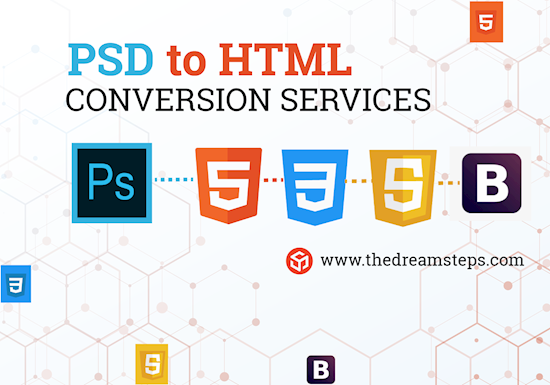 Psd to Html Service In India