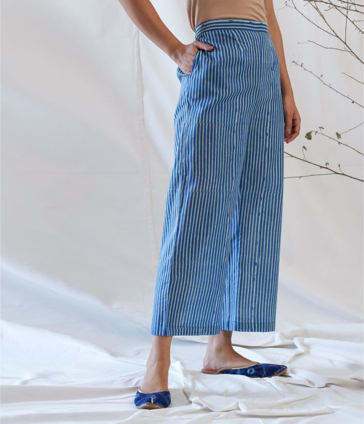 Shop Straight Fit Pants at best prices from MyClosetStory