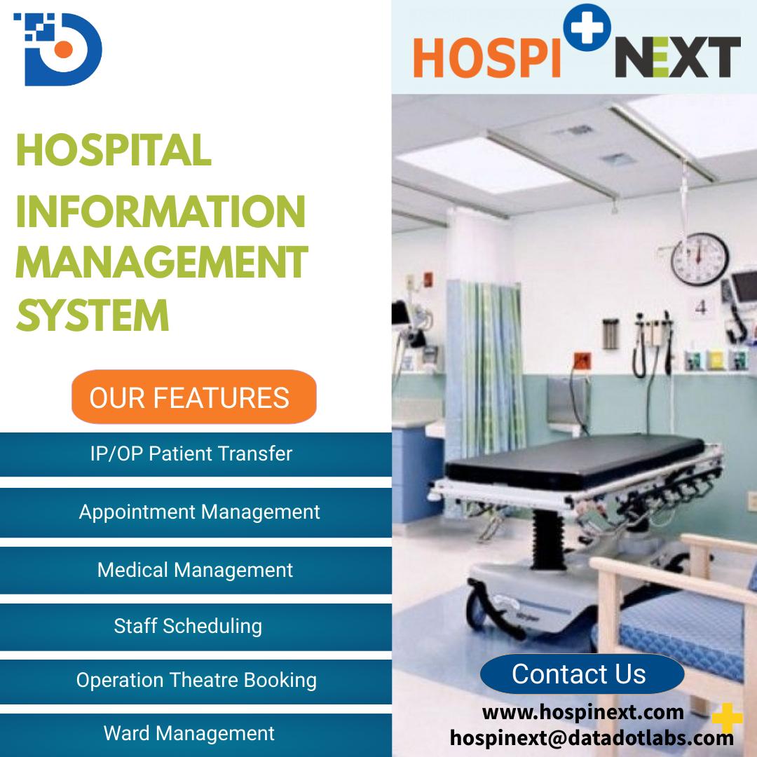 Hospital Information Management System