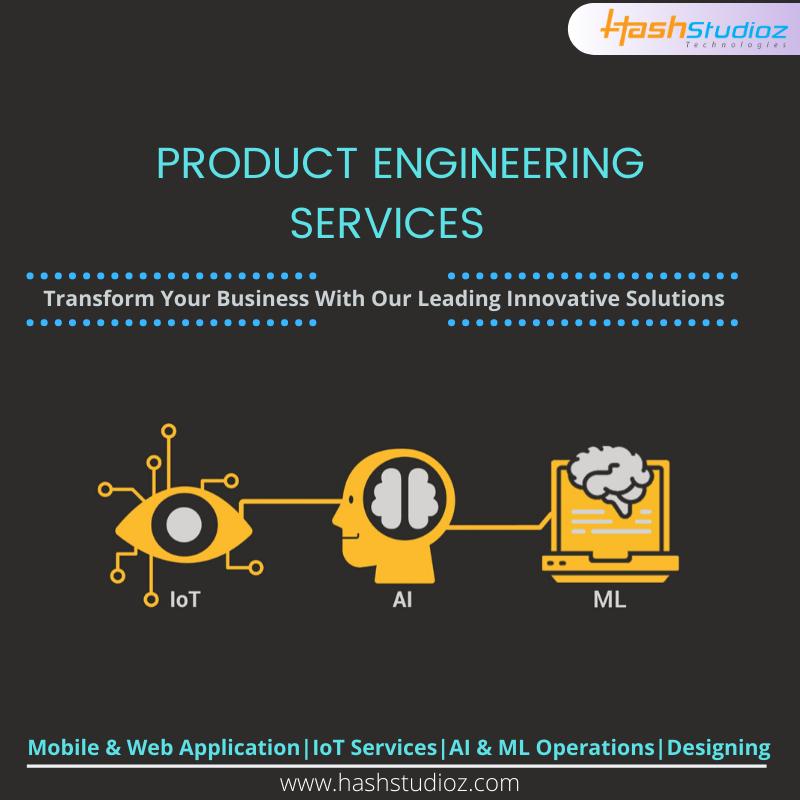 Hashstudioz- Product Design Engineering Services in India