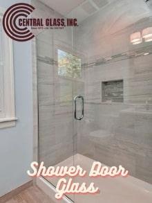 Shower Door Glass Installation Service