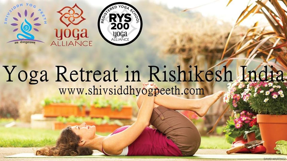 Yoga Teacher Training School In Rishikesh India