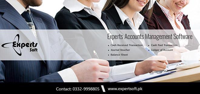 Online Accounting Software | Website | Desktop Software - Expert Soft