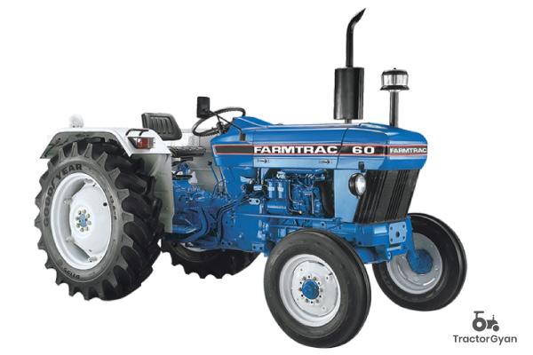 Farmtrac 60 Classic Price In India 2021| Tractorgyan