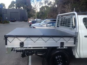 Tonneau cover specialist in Melbourne