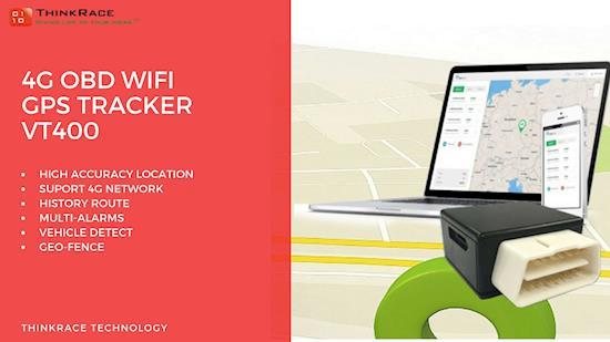 4G GPS Tracker VT400 – Taking vehicle tracking to the next level.