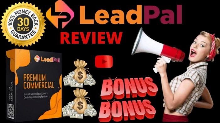 LEADPAL Commercial - Lead Generation Campaign