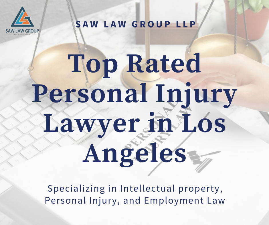 Top Rated Personal Injury Lawyer in Los Angeles - Saw Law Group LLP