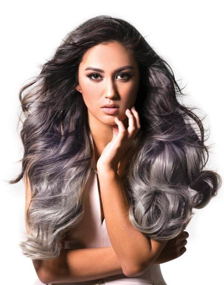 Halo Couture Tape in Hair Extensions
