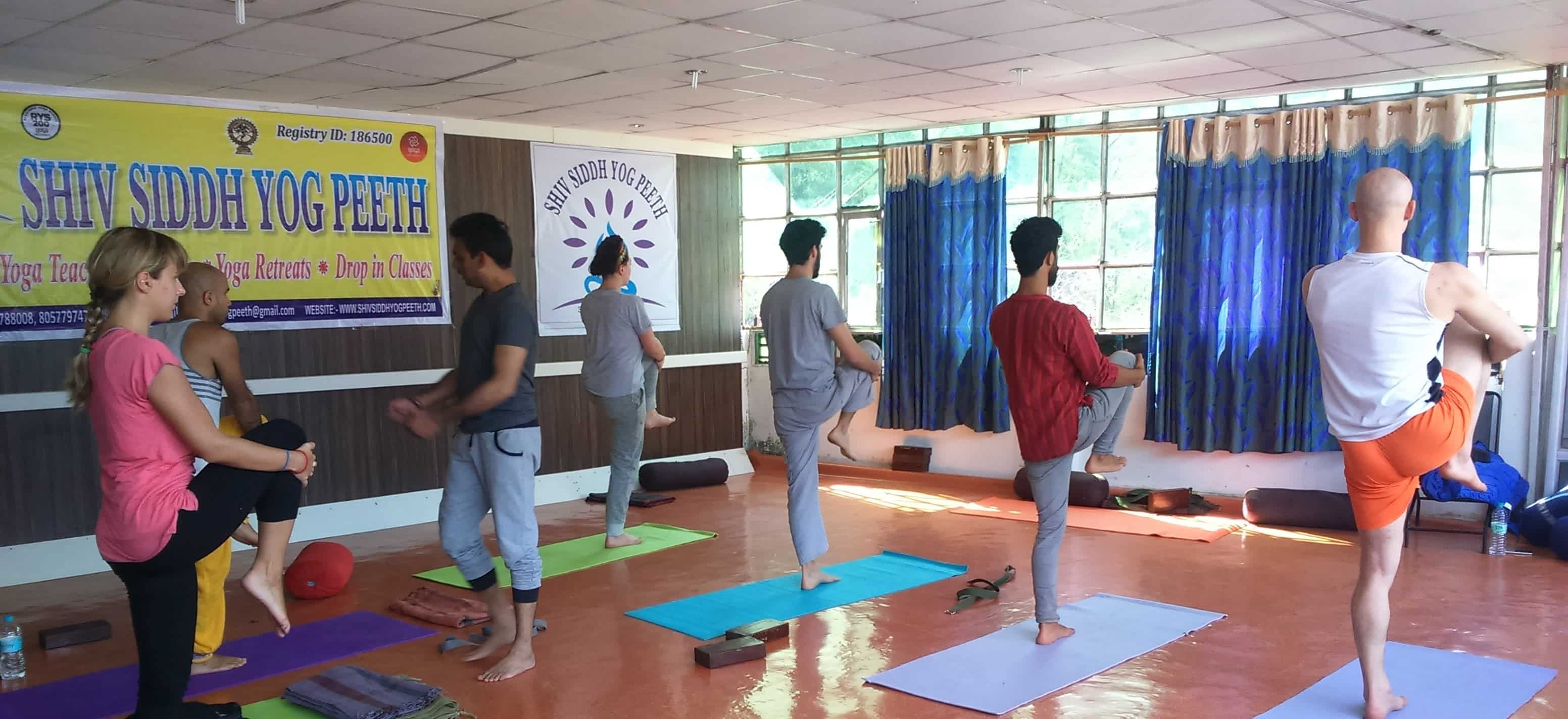 Ashtanga Yoga Teacher Training in Rishikesh