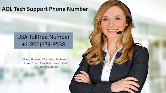 Call at AOL Technical Support Number 1(800)674-9538 to get solution of AOL related issues.