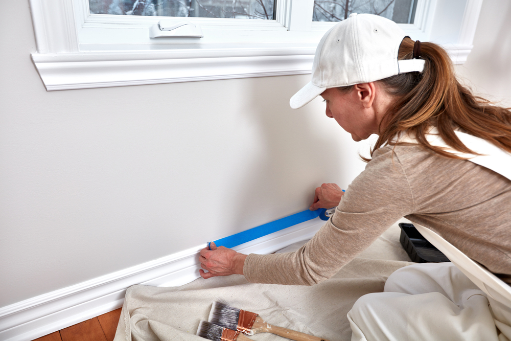 Painting Services In San Diego | J Brown Painting
