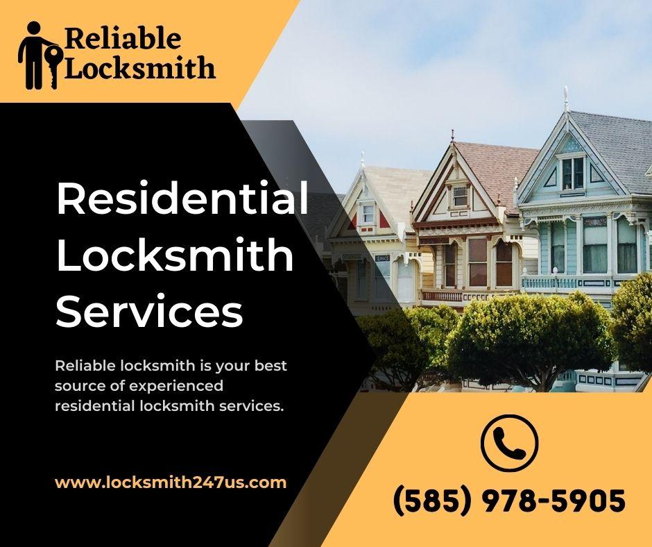 Residential Locksmith Services / Locksmith in Rochester