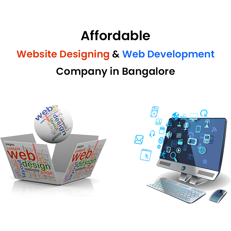 Affordable Website Designing & Web Development Company