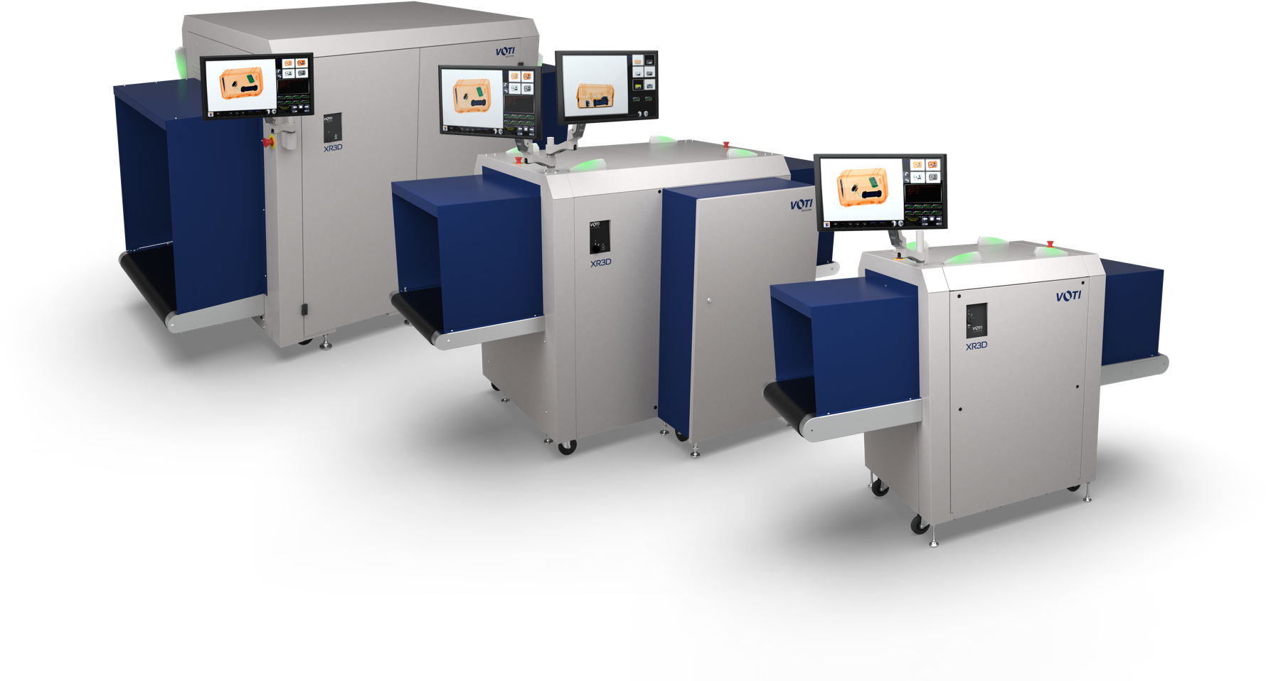 X-Ray Manufacturer - Defense Company & Software Company