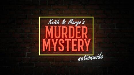 Brilliant murder mystery dinner at home entertainment