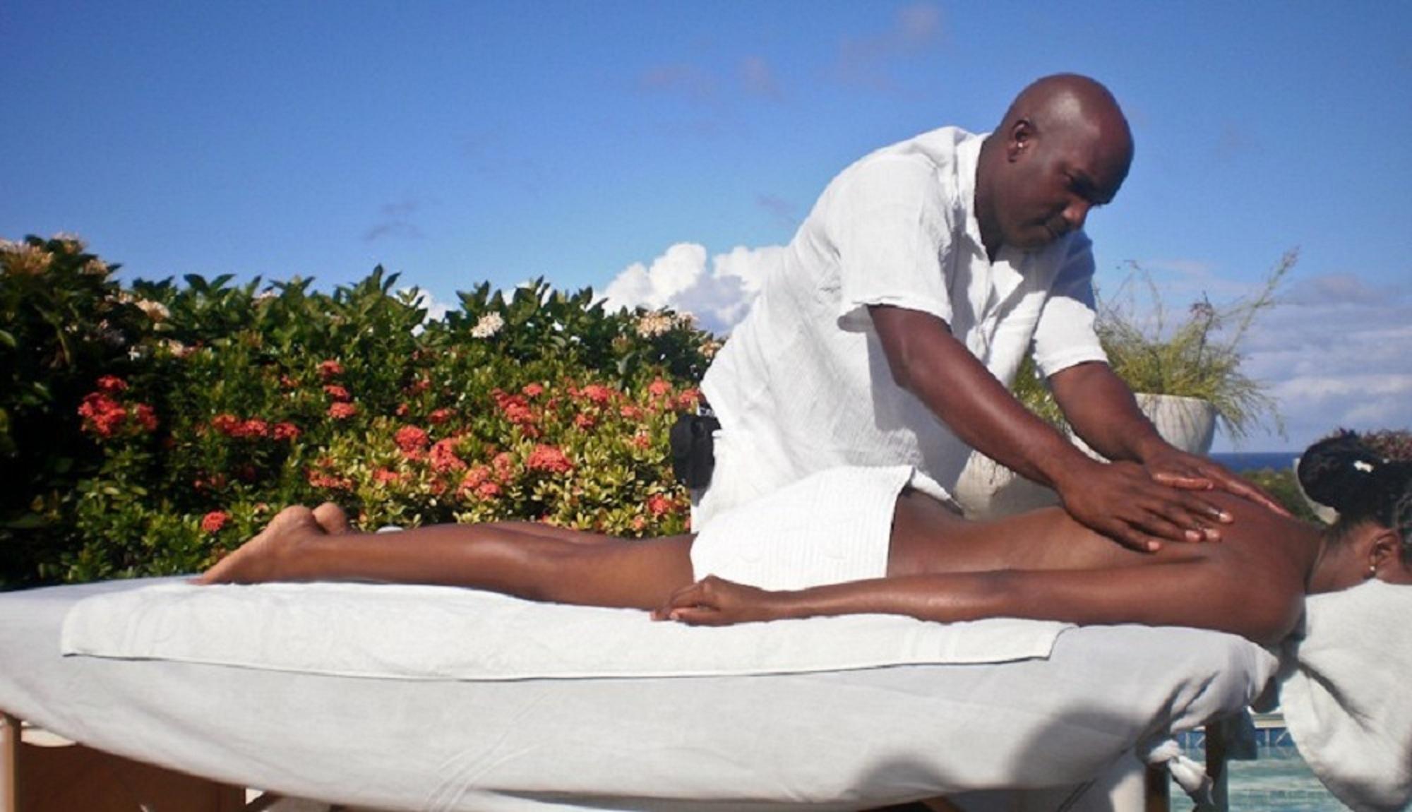 Deep Tissue Massage St. Martin