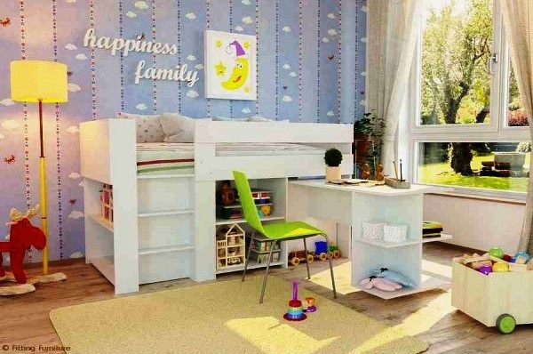 Fitting Furniture: Offers Comfortable Toddler Beds In Melbourne