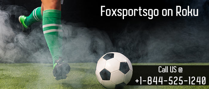 Activate foxsportsgo channel on Roku