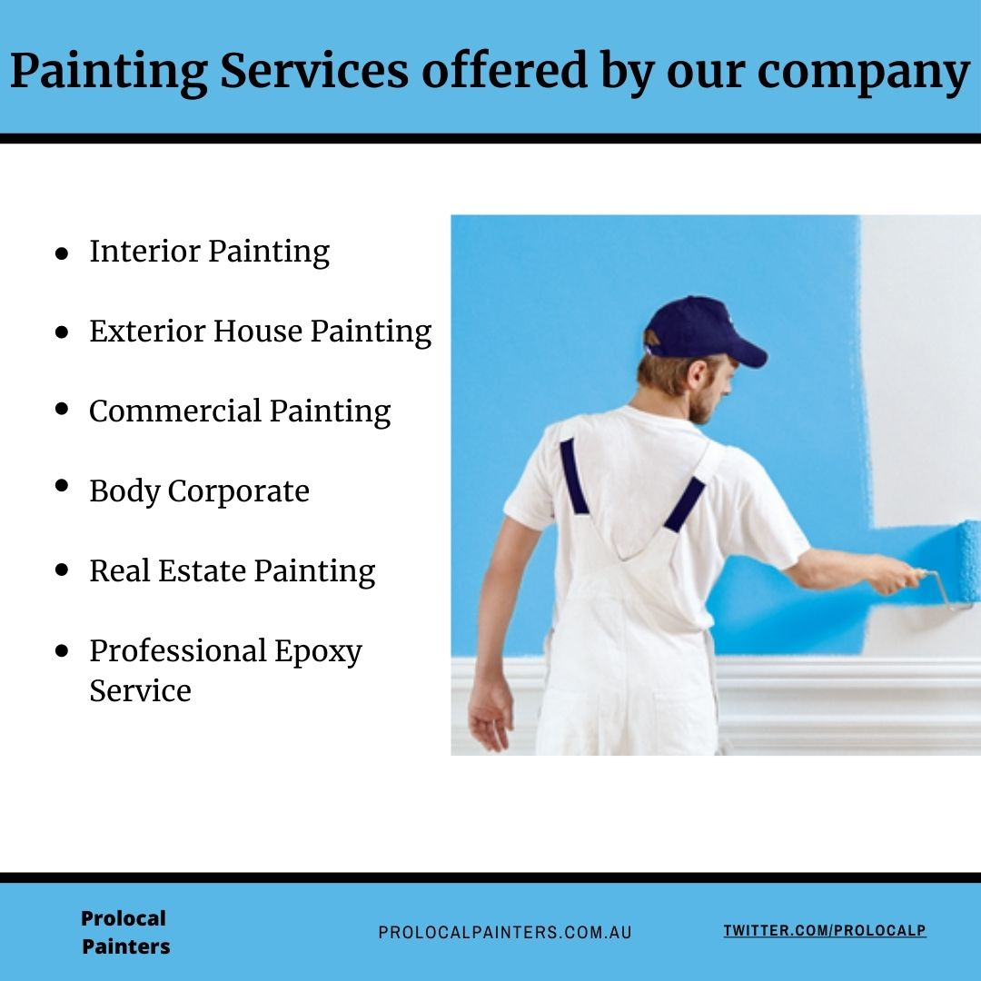 Get the Best Real Estate Painters