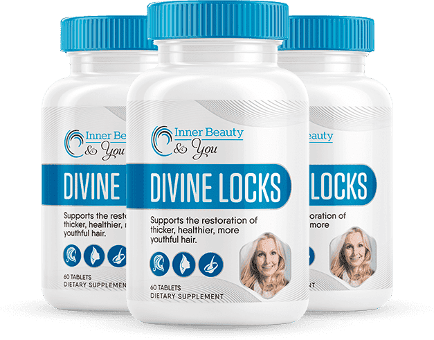 Divine Locks Complex - Youthful Hair