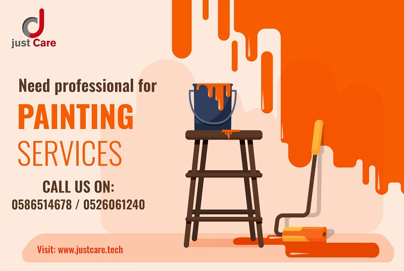 Best Interior Wall Painting Services in Dubai | Just Care
