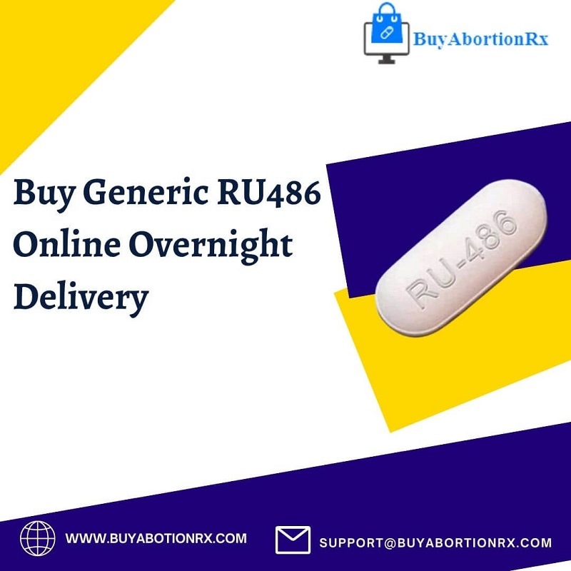 Buy Generic RU486 Online Overnight Delivery