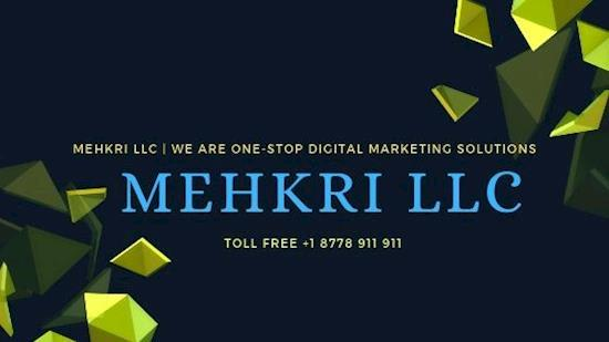 Mehkri LLC | We are One-Stop Digital Marketing Solutions