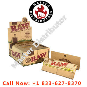 Raw Rolling Papers for Sale | Master Distro