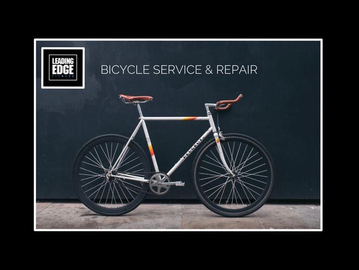 Bicycle Service and Repair