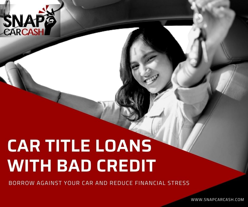 Borrow against your car with bad credit loans Halifax to reduce financial stress