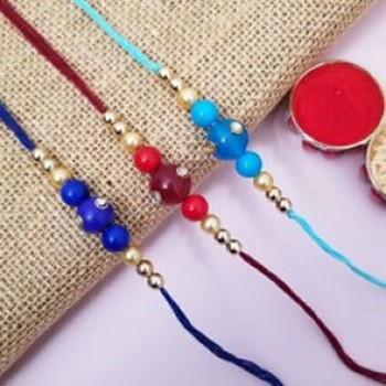 Send Rakhi to Canada from India Through Talash Rakhi Store