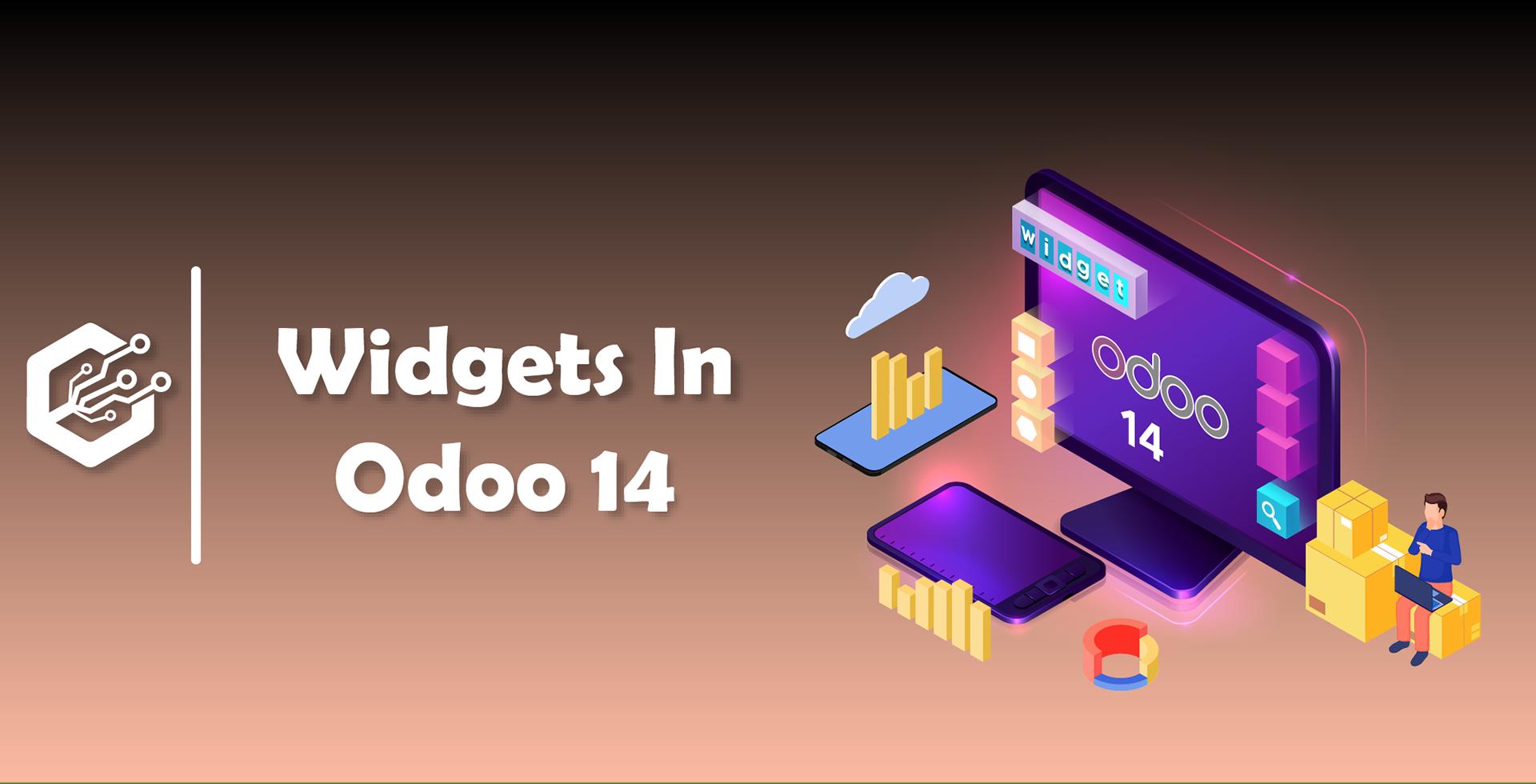 Widgets In Odoo 14
