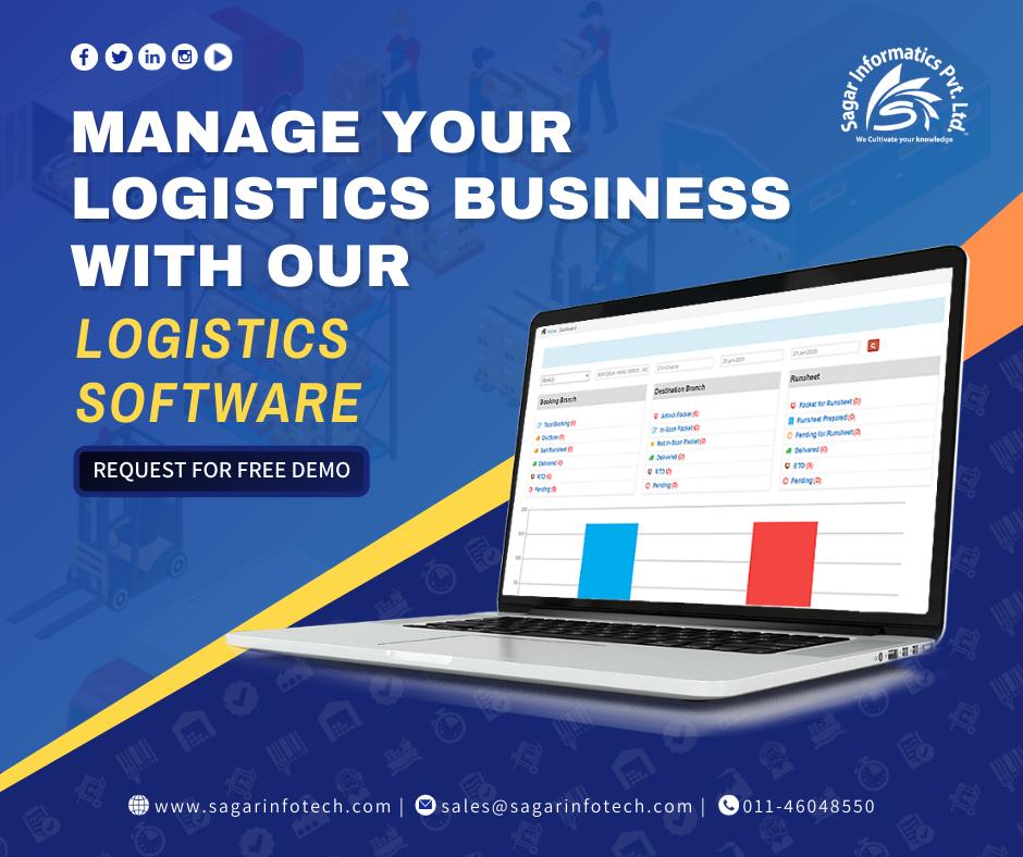 Logistics Management Software, Logistics Management Solutions