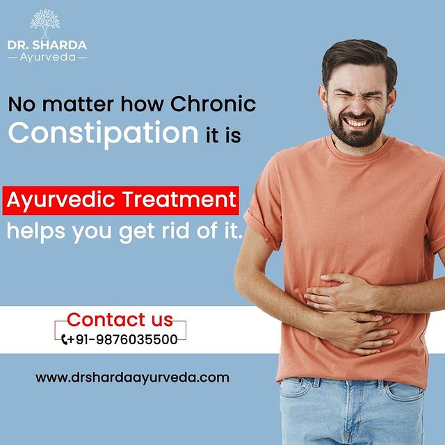 Ayurvedic Treatment for Constipation and Piles