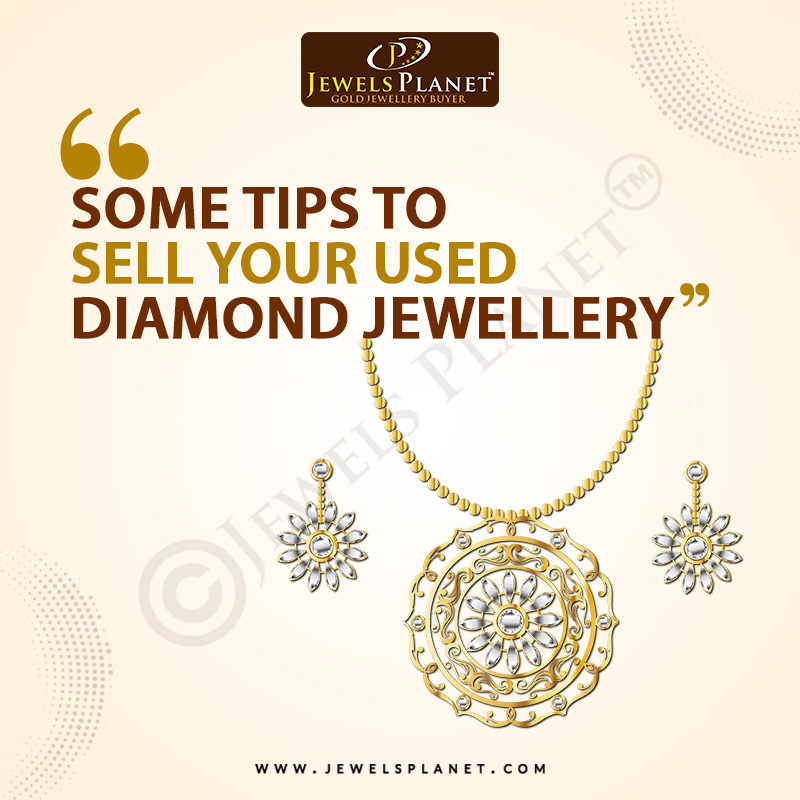 Sell Diamond Jewellery for Cash