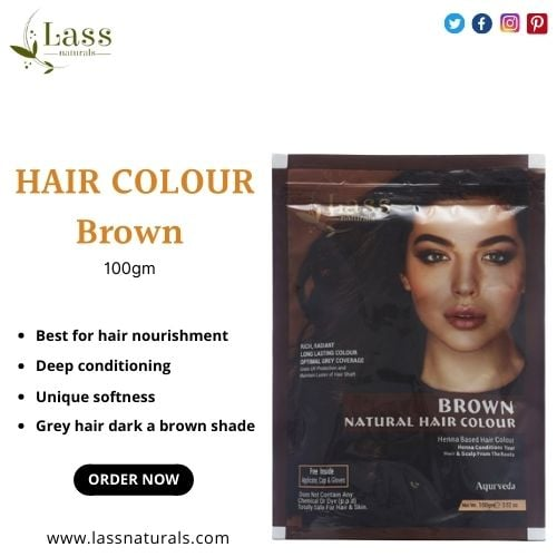 Buy Natural Hair Color Onilne | Herbal Hair Care Products