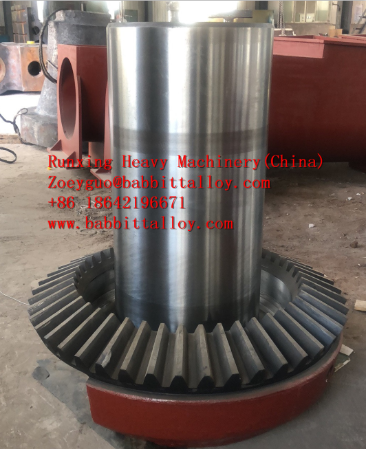 Eccentric Sleeve-used for gyratory, cone crusher-Made in China-OEM drawings customized