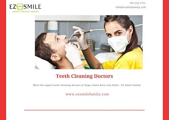 Teeth Cleaning Doctors – Dental Care Services