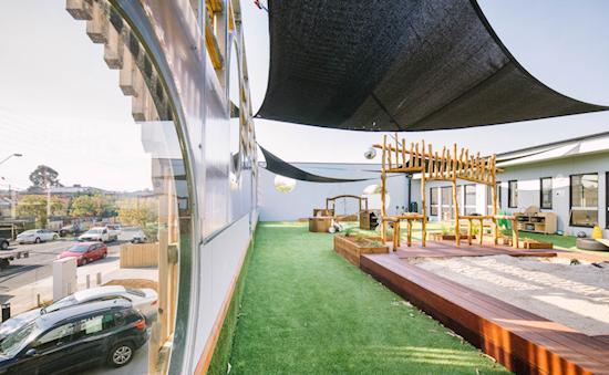 Commercial architect designer Melbourne