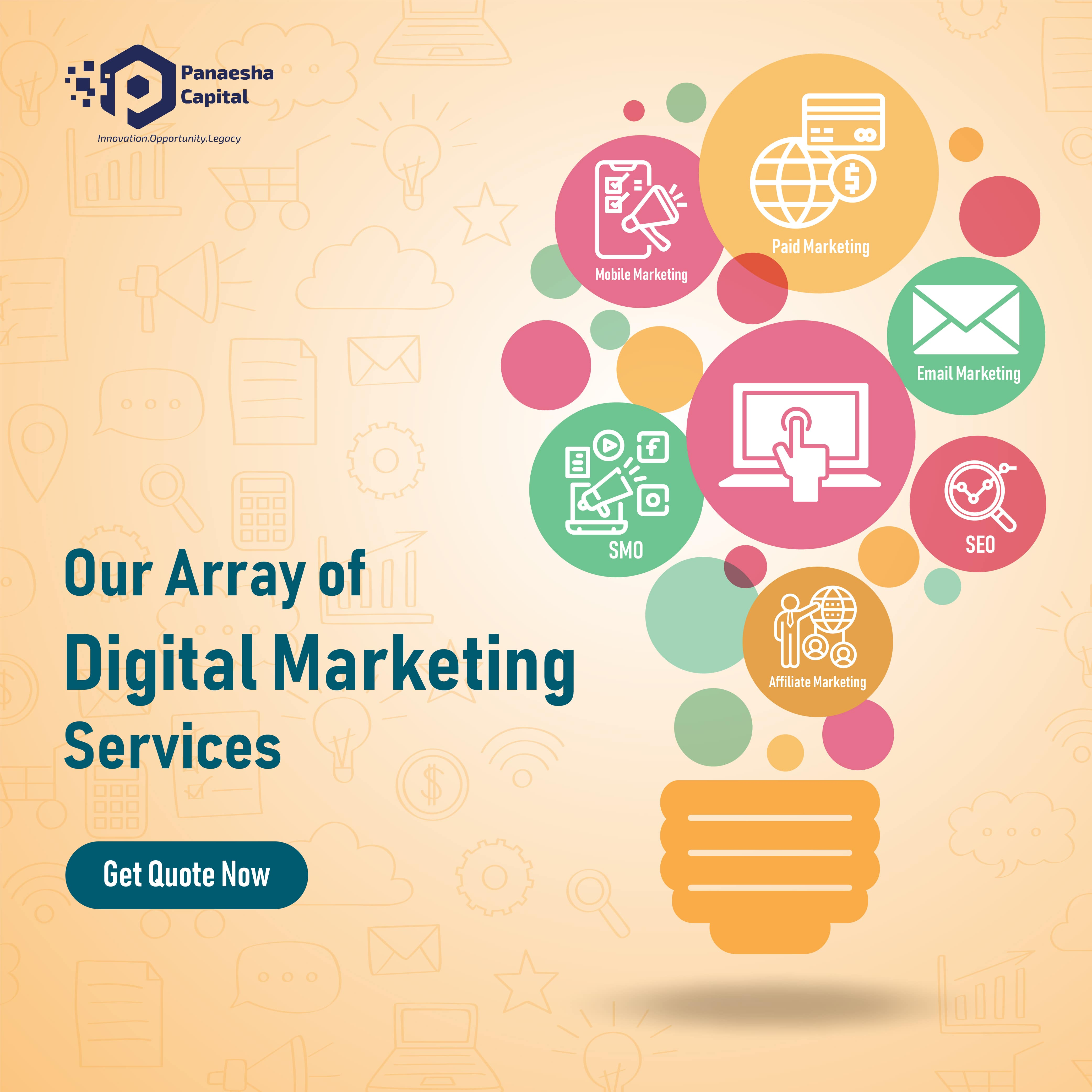 Hire the Best Digital Marketing Agency for your Business