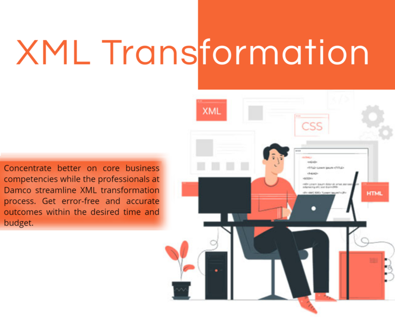 Get Quality XML Transformation Services From Damco