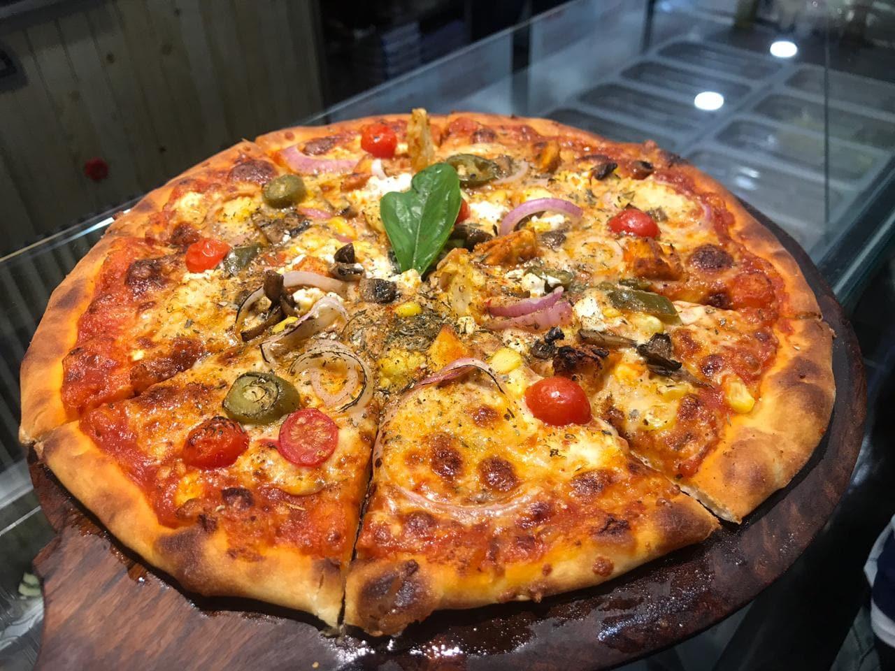 Best Pizza in Caulfield | Flames Pizzeria
