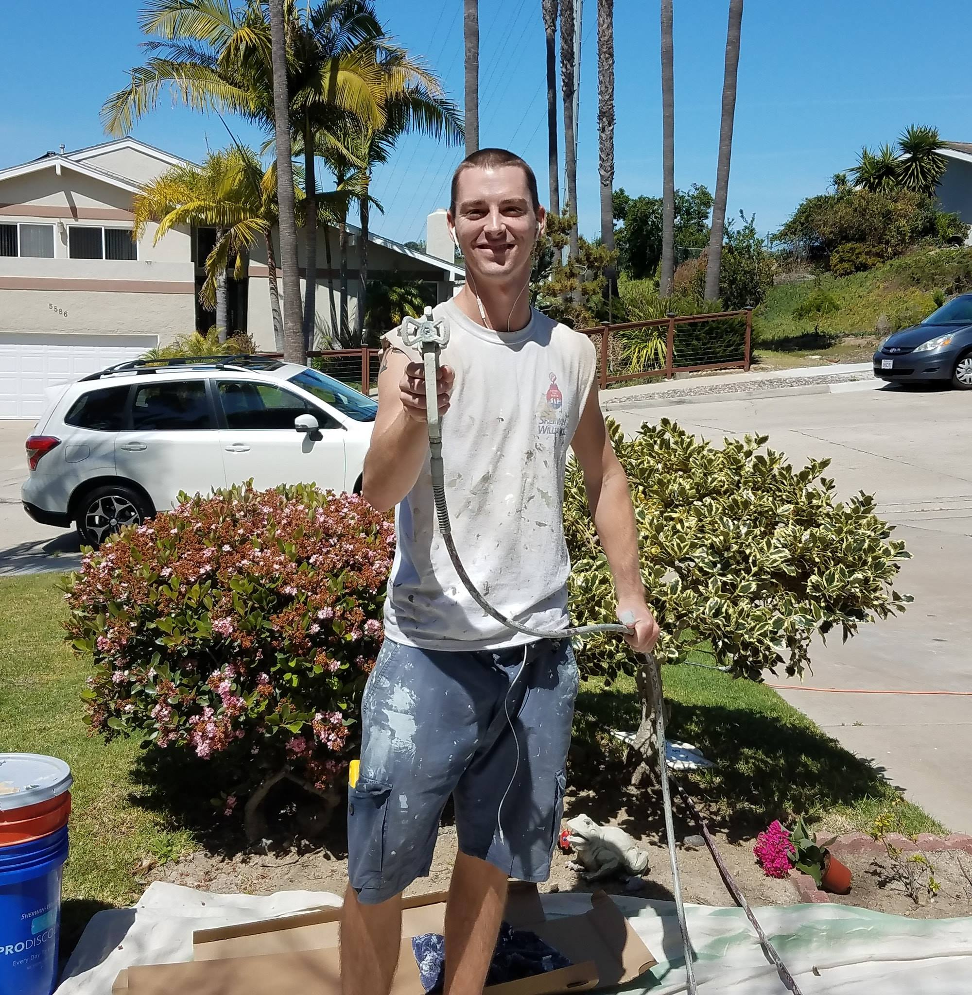San Diego Painters | Professional Painting Company | J Brown Painting