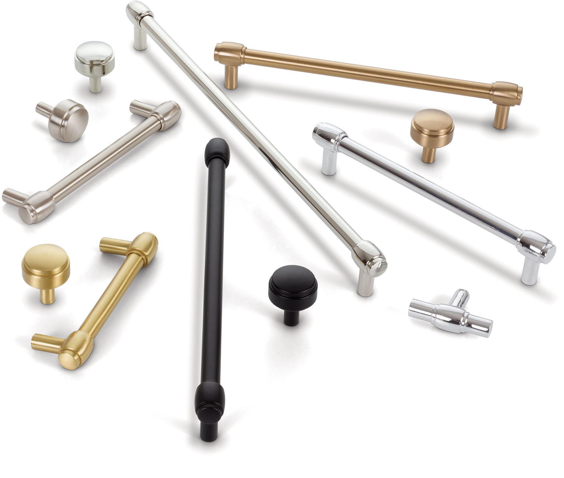 Buy Strong and Easy To Clean Knobs and Pulls for Cabinets